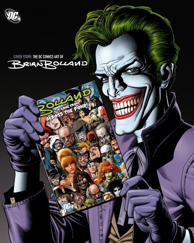 9781401231026: Cover Story Dc Comics Art Of Brian Bolland HC