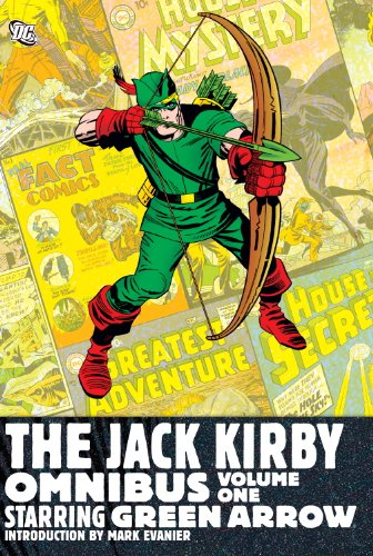 9781401231071: The Jack Kirby Omnibus Vol. 1: Starring Green Arrow