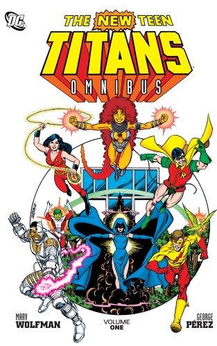 9781401231088: The New Teen Titans Omnibus Vol. 1