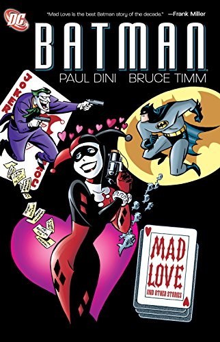 9781401231156: Batman: Mad Love and Other Stories
