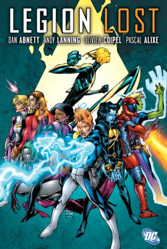 9781401231200: Legion Lost HC (Legion of Super-Heroes)