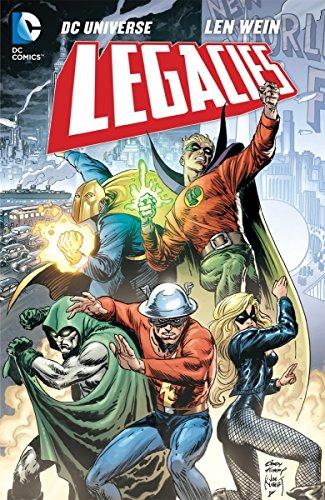 9781401231347: DC Universe: Legacies
