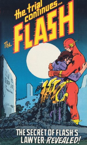9781401231828: Showcase Presents: Trial of the Flash