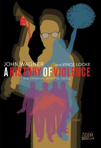 9781401231897: A History of Violence (Vertigo Crime)
