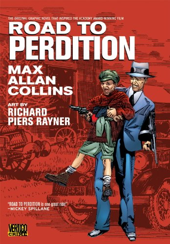 9781401231910: Road To Perdition TP New Ed (Vertigo Crime)
