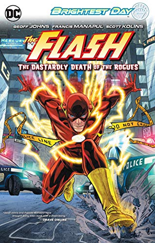 The Flash, Vol. 1: The Dastardly Death of the Rogues
