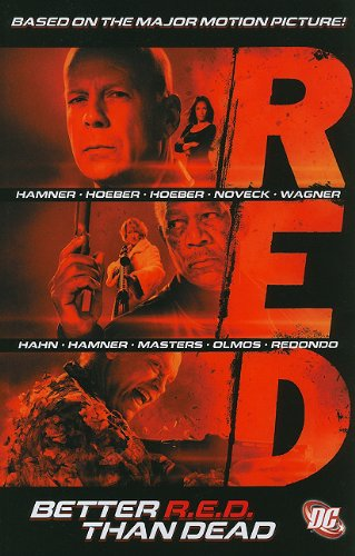 9781401231972: Red Better Red Than Dead TP