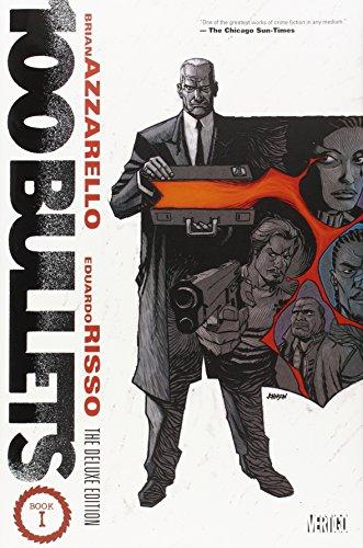 9781401232016: 100 Bullets HC Book 01