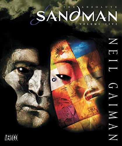 Absolute Sandman Vol. 5 (Hardback): Neil Gaiman