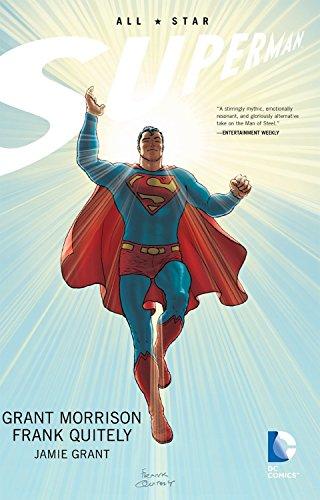 All Star Superman: Grant Morrison