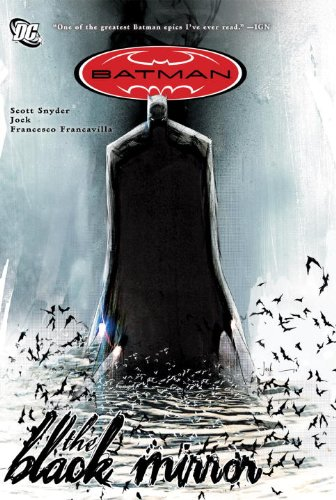 9781401232061: Batman The Black Mirror HC
