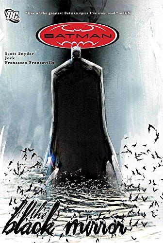 9781401232078: Batman: The Black Mirror TP