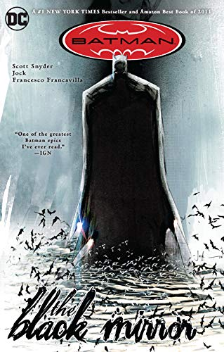 9781401232078: Batman: The Black Mirror TP