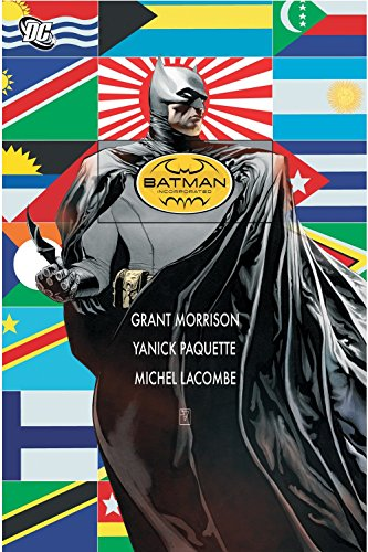 Batman Incorporated, Vol. 1