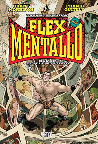 9781401232214: Flex Mentallo: Man of Muscle Mystery (Deluxe edition)