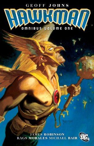 9781401232221: Hawkman By Geoff Johns Omnibus HC Vol 01 (Hawkman Omnibus)