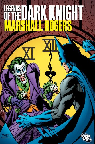9781401232276: Legends of the Dark Knight - Marshall Rogers