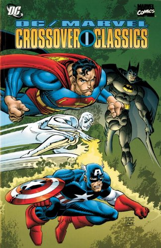 9781401232306: DC/Marvel Crossover Omnibus Vol. 1