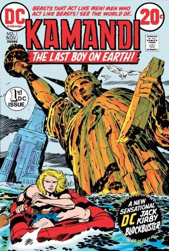 Kamandi, The Last Boy On Earth Vol.: Kirby, Jack
