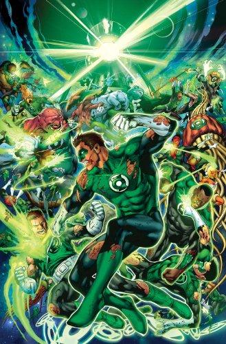 9781401232344: Green Lantern: War of the Green Lanterns