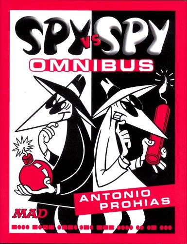 Spy vs Spy Omnibus