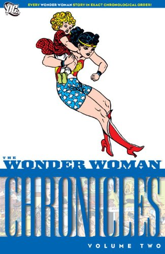 9781401232405: Wonder Woman Chronicles TP Vol 02