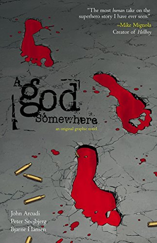 9781401232467: A God Somewhere (New Edition)