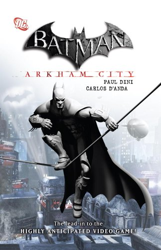 9781401232559: Batman Arkham City Hc