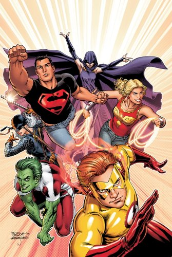 Teen titans dc comic have