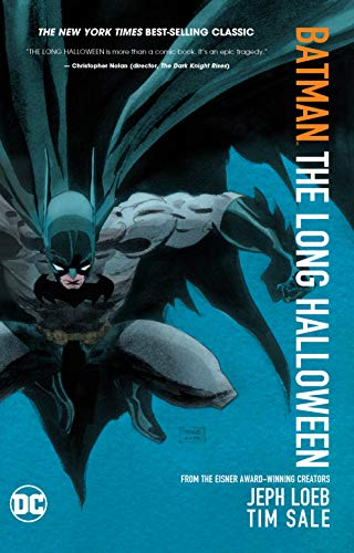 9781401232597: Batman: The Long Halloween