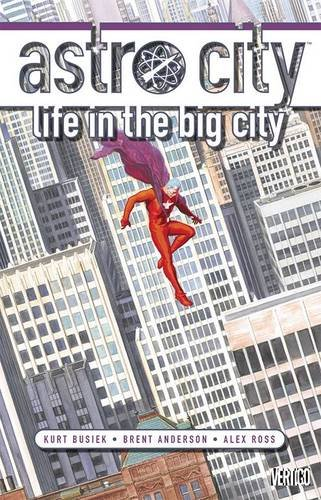 9781401232610: Astro City Life In The Big City HC New Ed
