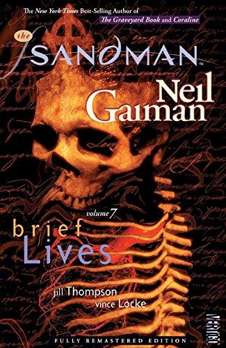 9781401232634: The Sandman Vol. 7: Brief Lives