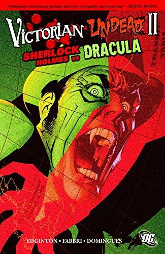 9781401232689: Victorian Undead Ii TP Sherlock Holmes Vs Dracula