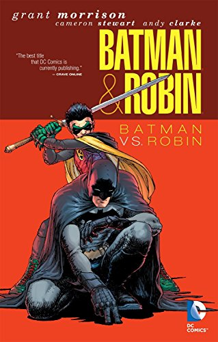 Batman Robin Vol. 2 Batman vs. Robin (Paperback)