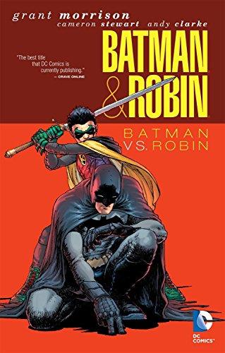 Batman Robin Vol. 2 Batman vs. Robin