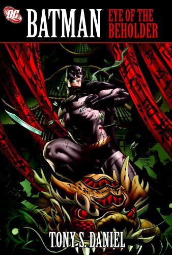9781401232733: Batman Eye Of The Beholder Hc