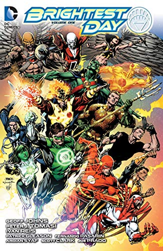 9781401232764: Brightest Day TP Vol 01