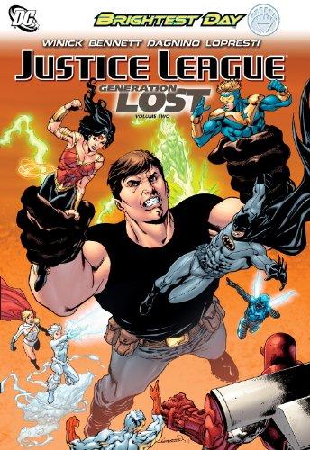 9781401232832: Justice League Generation Lost Hc Vol 02