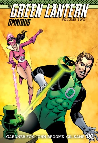 9781401232955: The Green Lantern Omnibus Vol. 2