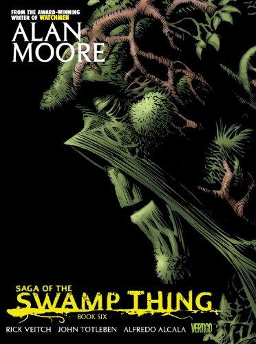 9781401232986: Saga of the Swamp Thing Book Six