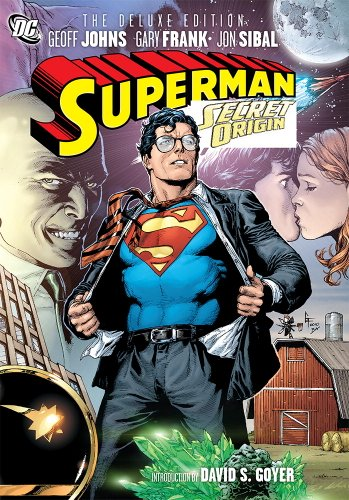 Superman Secret Origin TP (Superman (Graphic Novels)): Johns, Geoff
