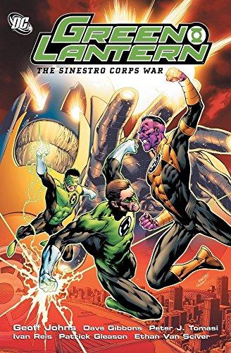 9781401233013: Green Lantern Sinestro Corps War