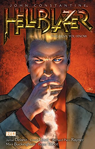 9781401233020: Hellblazer TP Vol 02 The Devil You Know New Ed (Hellblazer 2)