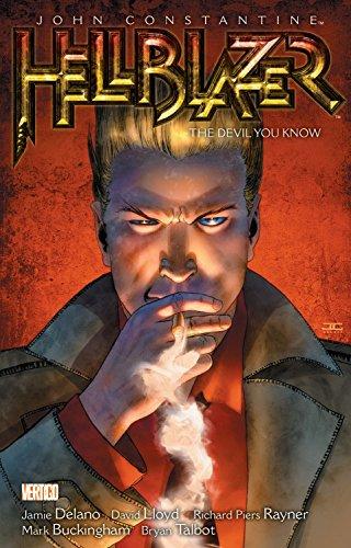 9781401233020: John Constantine: Hellblazer 2: The Devil You Know [Lingua Inglese]