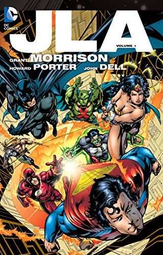 9781401233143: JLA: The Deluxe Edition, Vol. 1