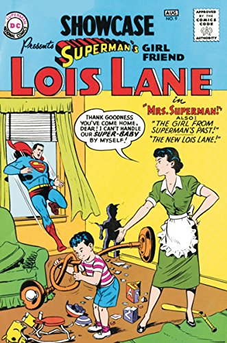 Superman's Girlfriend Lois Lane Archives Vol. 1: Various