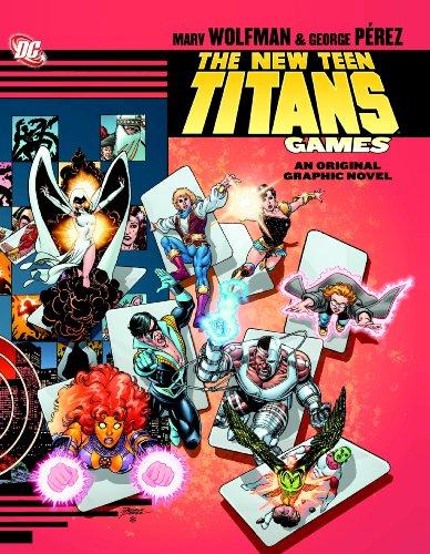 9781401233228: New Teen Titans Games HC