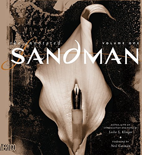 9781401233327: Annotated Sandman Vol. 1