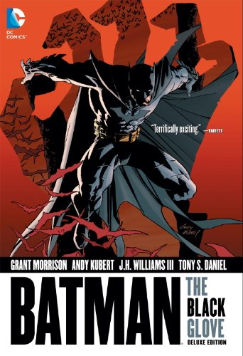 9781401233365: Batman Vs The Black Glove Dlx Ed HC