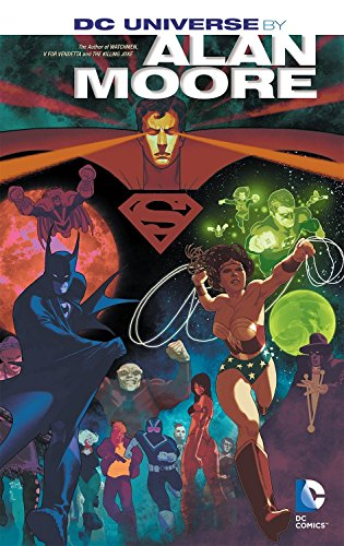 9781401233402: DC Universe by Alan Moore